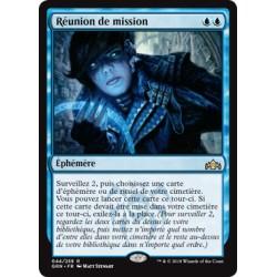 Bleue - Réunion de mission (R) [GRN]