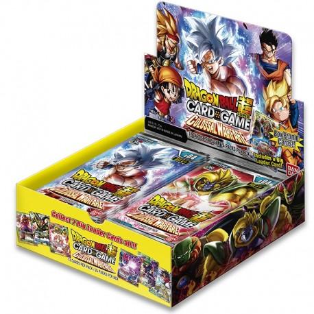 Boîte de 24 boosters Dragon Ball Super Card Game - Série 04