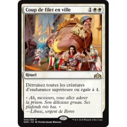 Blanche - Coup de filet en ville (R) [GRN] FOIL