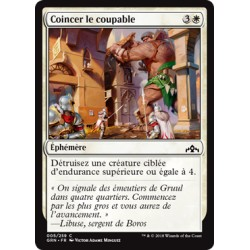 Blanche - Coincer le coupable (C) [GRN] FOIL