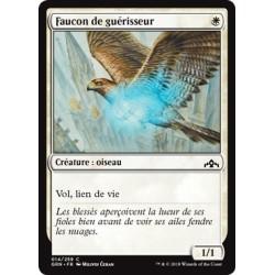Blanche - Faucon de guérisseur (C) [GRN] FOIL