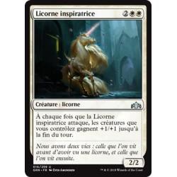 Blanche - Licorne inspiratrice (U) [GRN] FOIL