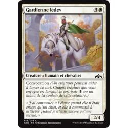 Blanche - Gardienne ledev (C) [GRN] FOIL