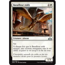 Blanche - Batailleur rokh (U) [GRN] FOIL
