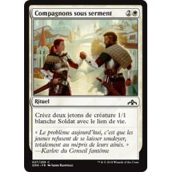 Blanche - Compagnons sous serment (C) [GRN] FOIL