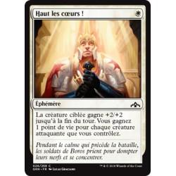 Blanche - Haut les cœurs ! (C) [GRN] FOIL