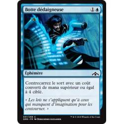 Bleue - Botte dédaigneuse (C) [GRN] FOIL