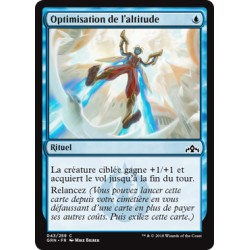 Bleue - Optimisation de l'altitude (C) [GRN] FOIL