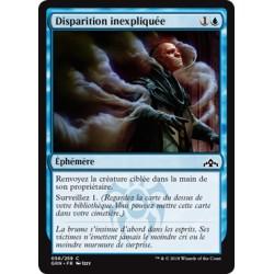 Bleue - Disparition inexpliquée (C) [GRN] FOIL