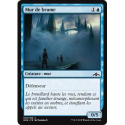 Bleue - Mur de brume (C) [GRN] FOIL