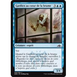 Bleue - Gardien au cœur de la brume (C) [GRN] FOIL