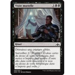 Noire - Visite mortelle (C) [GRN] FOIL
