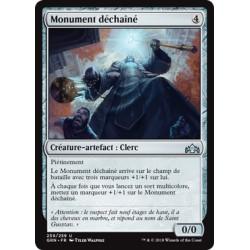 Artefact - Monument déchaîné (U) [GRN] FOIL
