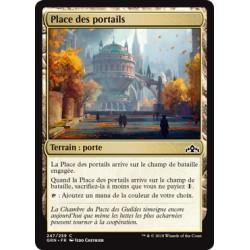 Terrain - Place des portails (C) [GRN] FOIL