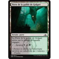 Terrain - Porte de la guilde de Golgari (A) (C) [GRN] FOIL