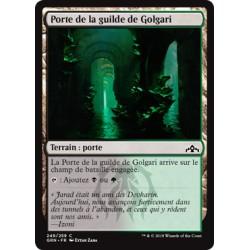 Terrain - Porte de la guilde de Golgari (B) (C) [GRN] FOIL