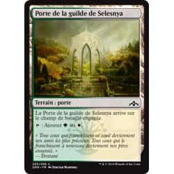 Terrain - Porte de la guilde de Selesnya (A) (C) [GRN] FOIL
