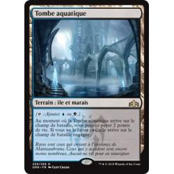 Terrain - Tombe aquatique (R) [GRN] FOIL