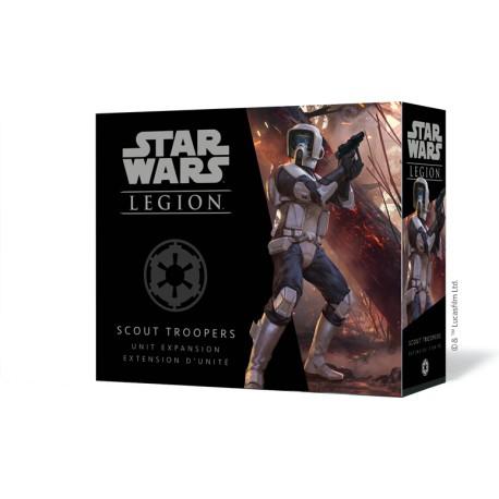 Star Wars - Legion - Extension d'Unité Scout Troopers