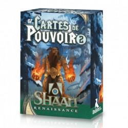Shaan Renaissance - Cartes Pouvoirs 2