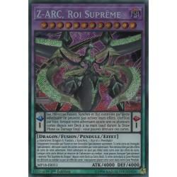 Yugioh - Z-ARC, Roi Suprême (STR) [MP18]