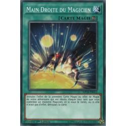 Yugioh - Main Droite du Magicien (C) [MP18]