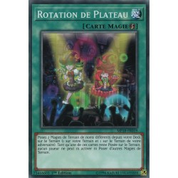 Yugioh - Rotation de Plateau (C) [MP18]