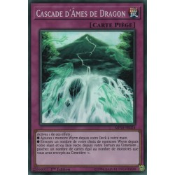 Yugioh - Cascade d'Âmes de Dragon (SR) [MP18]