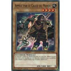 Yugioh - Appelé par le Calice du Monde (C) [MP18]
