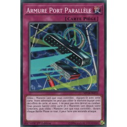 Yugioh - Armure Port Parallèle (C) [MP18]