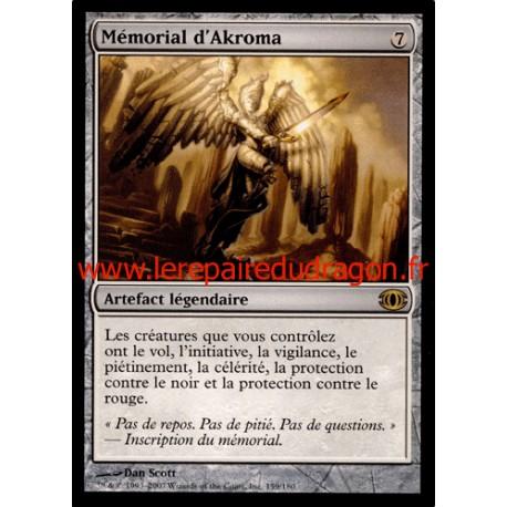 Artefact - Mémorial d'Akroma (R)