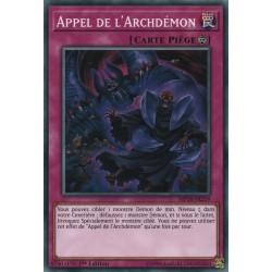 Yugioh - Appel de l'Archdémon (C) [MP18]
