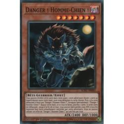 Yugioh - Danger ! Homme-Chien ! (SR) [SOFU]