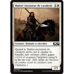 Blanche - Maître-recruteur de cavalerie (C) [M19] FOIL