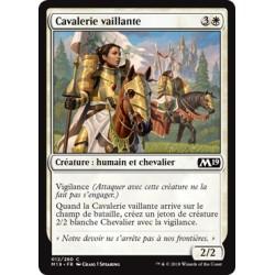 Blanche - Cavalerie vaillante (C) [M19] FOIL