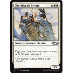 Blanche - Chevalier de l'ivoire (C) [M19] FOIL