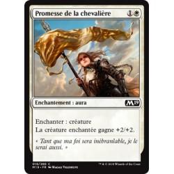 Blanche - Promesse de la chevalière (C) [M19] FOIL