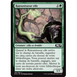 Verte - Rajeunisseur elfe (C) [M19] FOIL