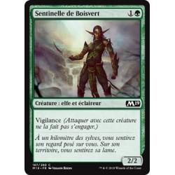 Verte - Sentinelle de Boisvert (C) [M19] FOIL