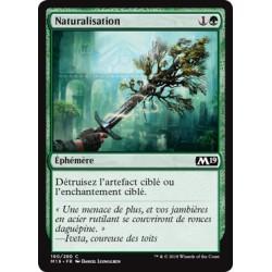 Verte - Naturalisation (C) [M19] FOIL