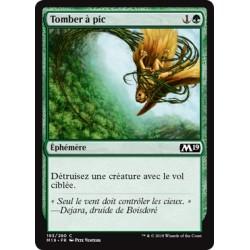 Verte - Tomber à pic (C) [M19] FOIL