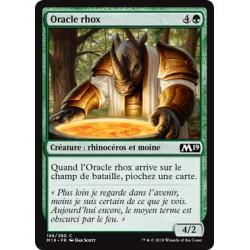 Verte - Oracle rhox (C) [M19] FOIL