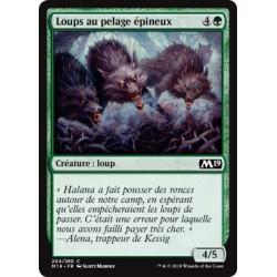 Verte - Loups au pelage épineux (C) [M19] FOIL