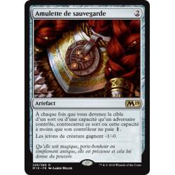 Artefact - Amulette de sauvegarde (R) [M19] FOIL