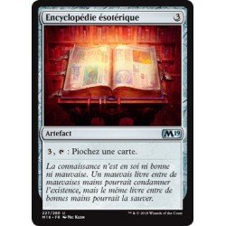 Artefact - Encyclopédie ésotérique (U) [M19] FOIL