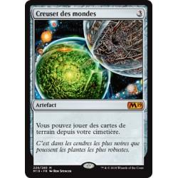 Artefact - Creuset des mondes (M) [M19] FOIL