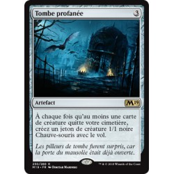 Artefact - Tombe profanée (R) [M19] FOIL