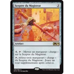 Artefact - Sceptre du magistrat (R) [M19] FOIL