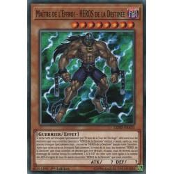Yugioh - Maître De L'Effroi - HÉROS De La Destinée (C) [LEHD]