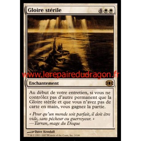 Blanche - Gloire Stérile (R)